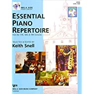 GP452 - Essential Piano Repertoire of the 17th, 18th, & 19th Centuries Level 2