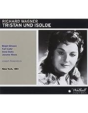 Nilsson, Liebl, Dalis, Hines / Rose - Wagner: Tristan Und Isolde (New Yor