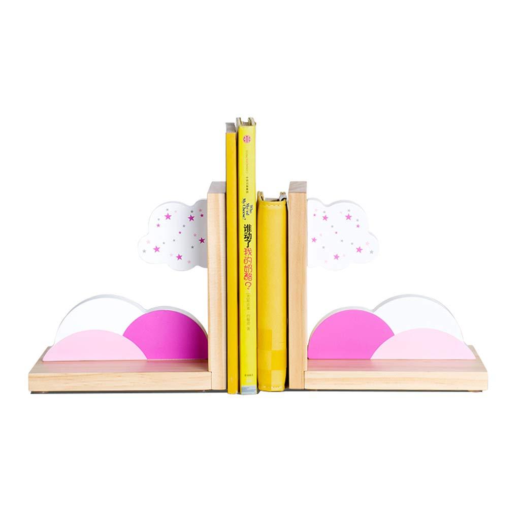 GLJJQMY Kreative Familie Buchstütze Nette Schmuck Schlafzimmer Schreibtisch Buch von Kinderzimmer Bücherregal Dekoration 21x10x16 cm Bücherregal