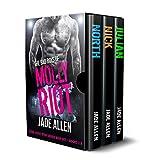 Rockstar Romance: The Bad Boys Of Molly Riot (Hard Rock Star Series, Books 1-3) (Hot Contemporary New Adult Rock Star Romance Bundle)