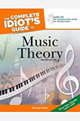 The Complete Idiot's Guide to Music Theory, 2nd Edition Paperback