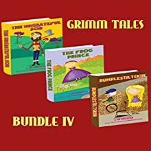 Grimm Tales Bundle IV Audiobook by Liz Doolittle Narrated by Yael Eylat-Tanaka