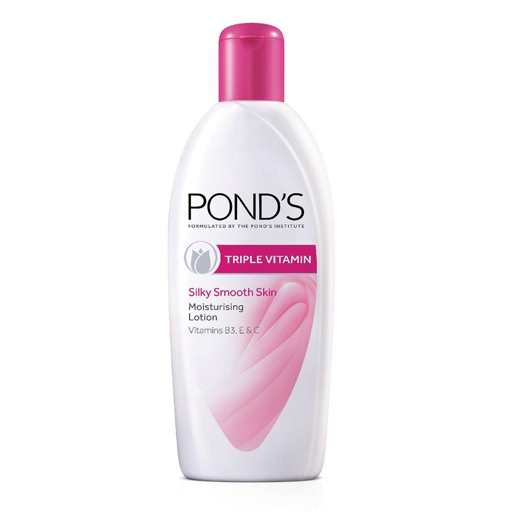 Pond's Triple Vitamin Moisturising Body Lotion, 300ml product image