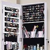 AOOU Jewelry Organizer Jewelry Cabinet,Full Screen