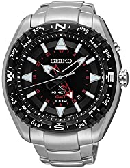 Seiko Mens Prospex Kinetic GMT Watch