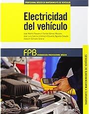 Electricidad del vehículo (Transporte Manteni. Vehiculos)