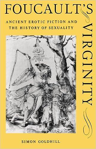 Foucault sexuality amazon
