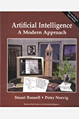 Artificial Intelligence: A Modern Approach (Prentice Hall Series in Artificial Intelligence) by Stuart Russell (13-Dec-1994) Hardcover Hardcover