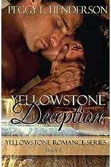 Yellowstone Deception (Yellowstone Romance Book 5) Kindle Edition