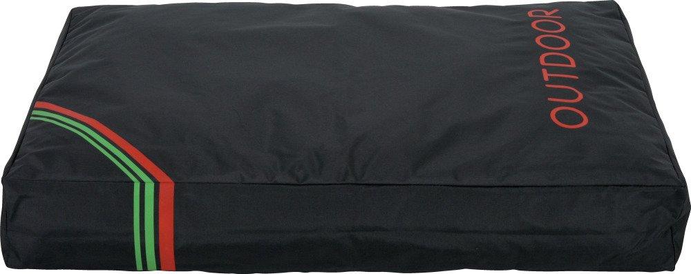 Zolux Cuscino sfoderabile Outdoor in Poliestere per Cane Cane Cane Grigio 101 x 71 x 21 cm 8226fd