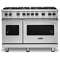 Viking Professional 48 Dual-Fuel Range and Dishwasher