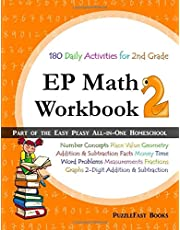 EP Math 2 Workbook: Part of the Easy Peasy All-in-One Homeschool