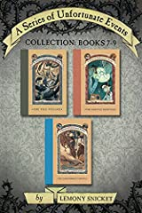 A Series of Unfortunate Events Collection: Books 7-9 (A Series of Unfortunate Events Boxset Book 3) Kindle Edition