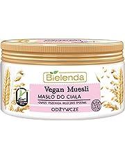 VEGAN MUESLI masło do ciała owies + pszenica 250 ml
