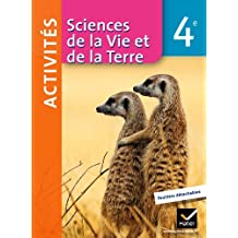 Fichier d'activités SVT 4ème édit.2011