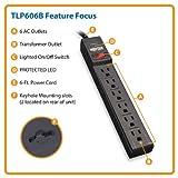 Tripp Lite 6 Outlet Surge Protector Power
