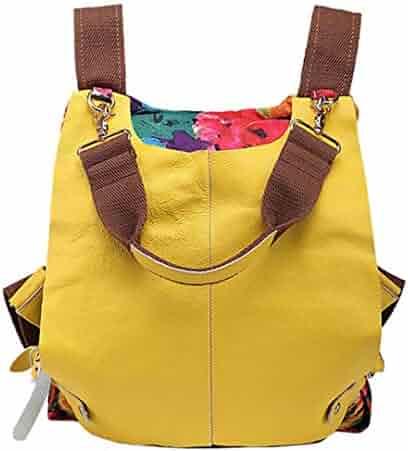 01880f7157b3 Shopping Reds or Yellows - Canvas - Fashion Backpacks - Handbags ...