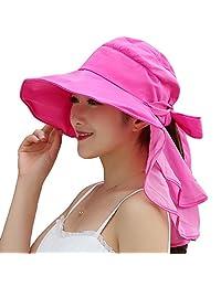 30th floor Women Sunscreen Hat Summer Beach Sun Hat UV Protection
