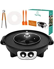 Food Party Electric Grill and Hot Pot (Grill & Hotpot)