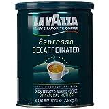 Lavazza Premium Coffee Coffee Espresso Decafeinato Ground 8 Oz (Pack of 12)