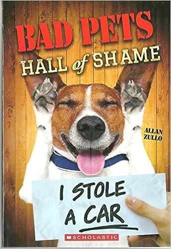 Bad Pets Hall Of Shame Allan Zullo 9781338186581 Amazon Com Books