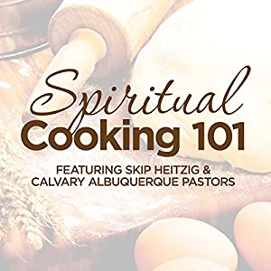 Spiritual Cooking 101 Audiobook