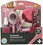 Grooming Kit for Baby Safety 1st Complete Grooming Kit, Raspberry
