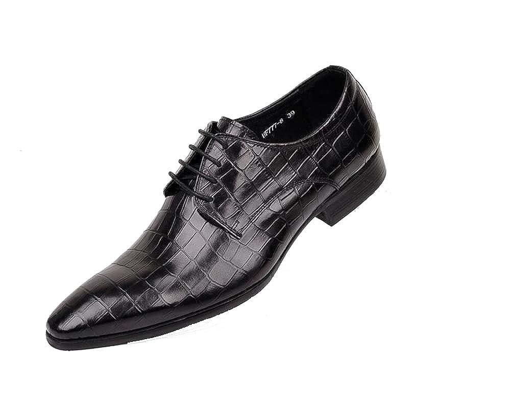 Herren Kleid Schuhe Steinmuster Westlichen Stil Mode Hochzeit Schuhe Arbeitskleidung Neu