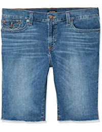 Men's Ricky Straight Leg Short with Back Flap Pocket