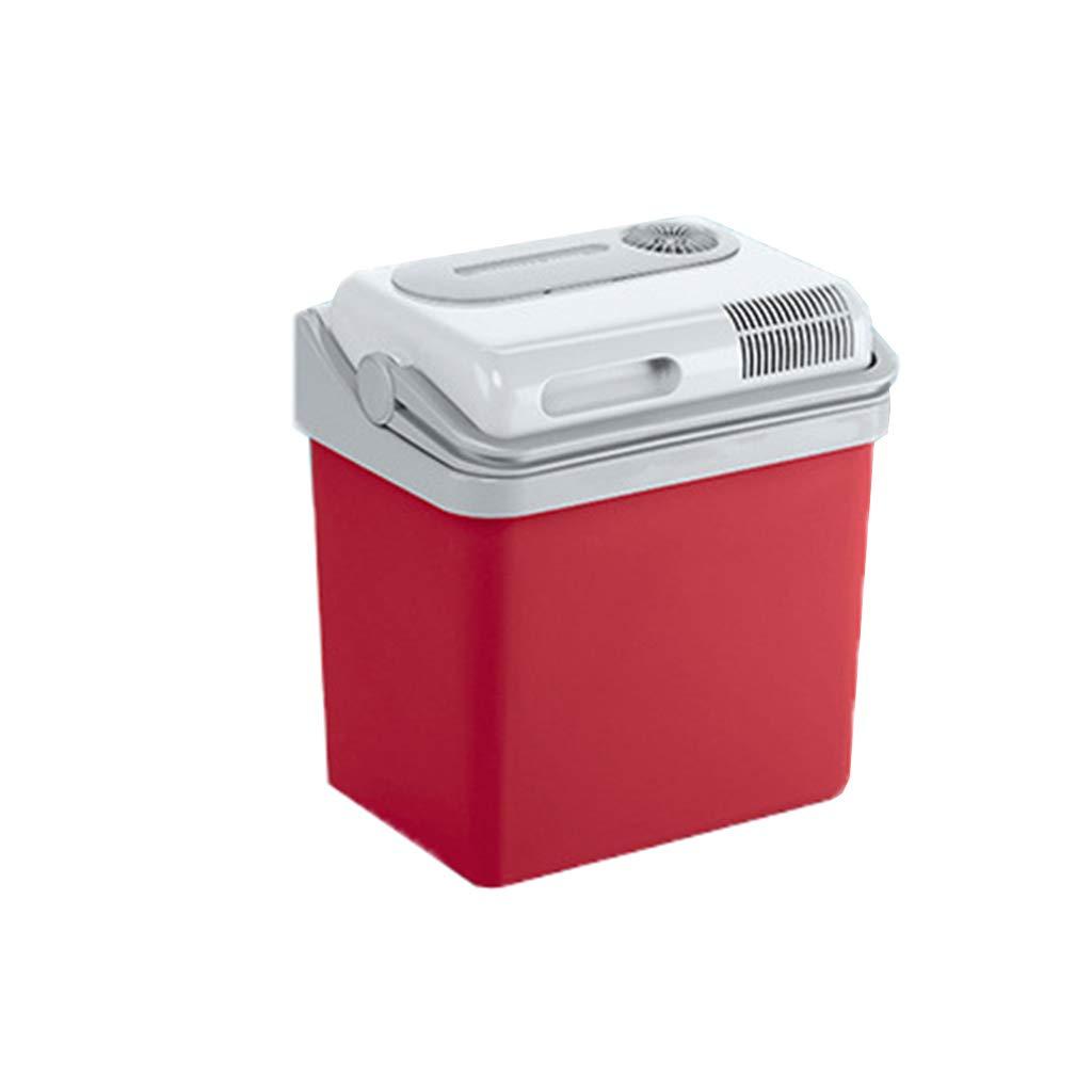 SryWj Großraum-Auto-Kühlraum-Auto-Kühlraum-Abkühlungs-Auto Mit Kaltem und Warmem Rot 12V Im Freien