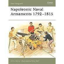 Napoleonic Naval Armaments 1792–1815