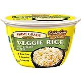 Golden Star Veggie Jasmine Rice Bowl with Chicken Flavor 180grams (pack of 6)