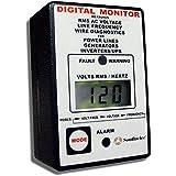 Surge Guard AECM20020 Digital Monitor