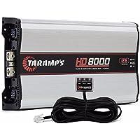 New Taramps HD8000 HD 8000 Watt 12.6V 2 Ohm Car Audio Competition Amplifier/Amp