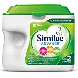Similac Advance Step 2  Non-GMO Nutritional Powder, 658g