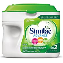 Similac Advance Step 2  Non-GMO Nutritional Powder, 658g