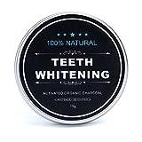 Hennta 15g natural orgánico activado carbón de bambú polvo dientes blanqueamiento total blancos seguro eficaz blanqueador de diente solución para sana más blanco más fuerte dientes diente Polaco