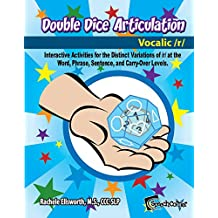 Double Dice Articulation Vocalic R