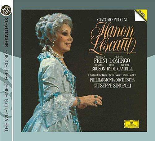 CD : Mirella Freni - Manon Lescaut (2PC)