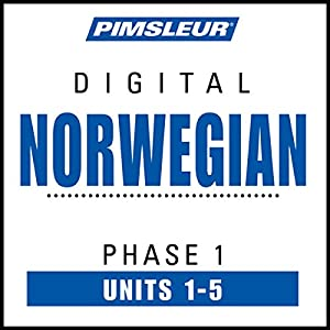 Norwegian Phase 1, Unit 01-05 Hörbuch