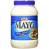KRAFT REAL MAYO Mayonnaise 890ML