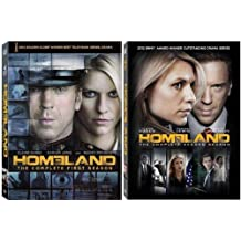 Homeland: Complete Seasons 1-2