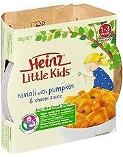 Heinz Little Kids Ravioli with Pumpkin and Cheese Sauce,200g