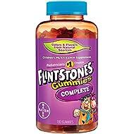 Flintstones Children's Complete Multivitamin Gummies, 180 Count