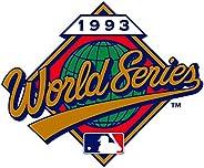 Emblem Source 1993 MLB World Series Logo Patch
