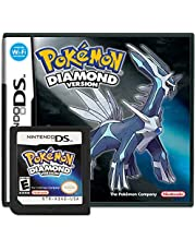 $34 » Pokemon Diamond Version Game Cartridge Card Sealed in Box Compatible with Nintendo DS/NDS/NDSL/NDSi/3DS/2DS Version (Reproduction Version)