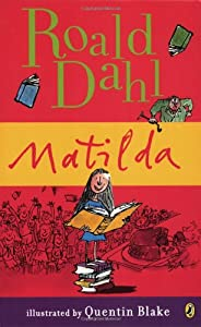 roald dahl book review template - matilda book by roald dahl