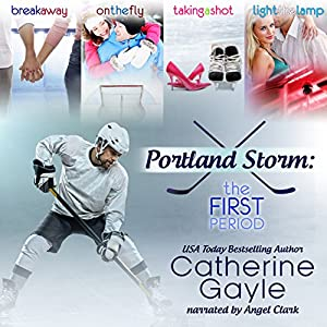 Portland Storm: The First Period Audiobook