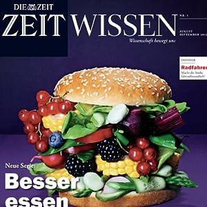 ZeitWissen, August / September 2012 Audiomagazin