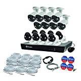Swann Home Security Camera System, 4K 16
